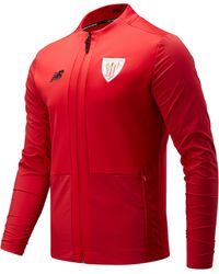 New Balance - Athletic Club Pre-game Jacket - Lyst