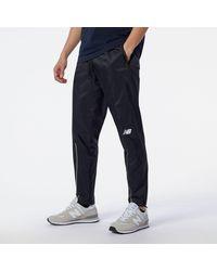 New Balance R.w.t. Lightweight Woven Pant - Black