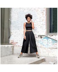 New Balance Femme Well Being Culotte - Noir