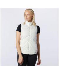New Balance Women's Nb Heat Grid Vest - Black