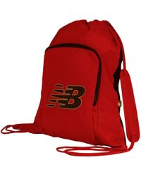 New Balance - Performance Cinch Sack - Lyst