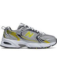 New Balance Unisex 530 Schuhe - Grau