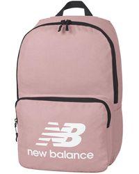 New Balance Team Classic Backpack - Rosa
