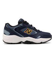 New Balance 452 Schuhe - Blau