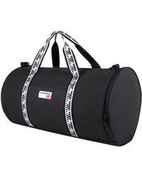 New Balance Lifestyle Athletics Barrel Duffel Bag - Schwarz