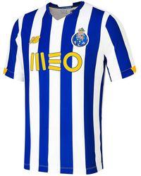 New Balance Camiseta Primera Equipación FC Porto - Azul