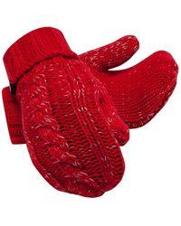 New Balance Winter Handschuhe - Rot
