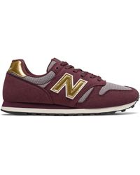 New Balance 373 Chaussures - Violet