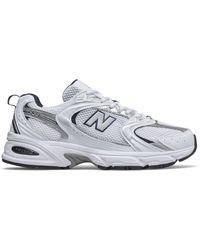 New Balance New Balance Unisex 530 Shoes - White