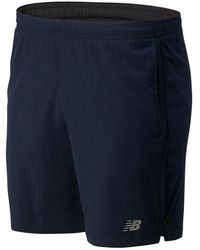 New Balance Accelerate 7 In Short - Blue