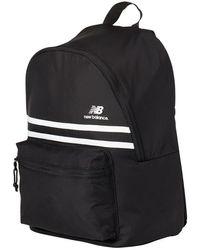 New Balance Unisex Lsa Essentials Backpack - Black