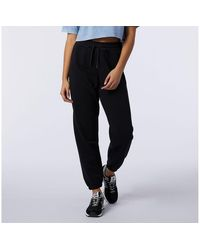 New Balance Sport Style Optiks Fleece Pant - Black