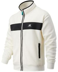 New Balance Men's Nb Athletics Terrain Sherpa Jacket - Multicolour