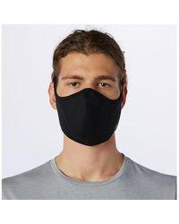 New Balance Active Performance Facemask - Schwarz