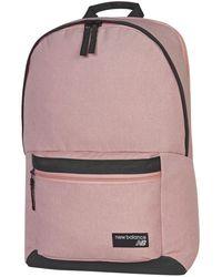 New Balance Unisex Nb Sport Backpack - Pink