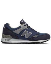 New Balance Made in UK 577 - Blau