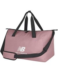 New Balance NB Medium Holdall - Rose