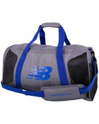 New Balance Player Duffel - Bleu