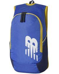 New Balance Unisex Nb Fast Flight Running Backpack - Blue