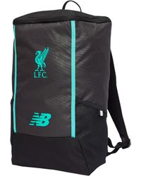 New Balance New Balance Liverpool Fc Backpack Medium - Black