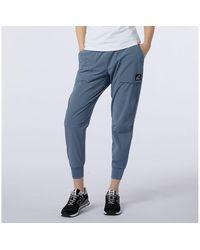 New Balance Nb All Terrain Crop Pant - Grey