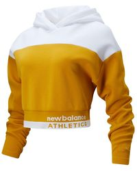 New Balance 01500 Nb Athletics Select Boxy Hoodie - Multicolour