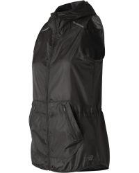 New Balance Windcheater Vest - Black
