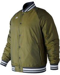 New Balance - Dug Out Jacket - Lyst