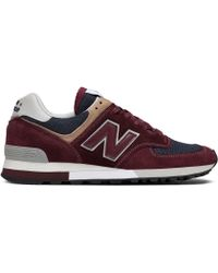New Balance 576 Made in UK Chaussures - Multicolore