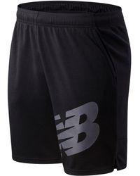 New Balance New Balance Tenacity Lightweight Sweat Short - Black