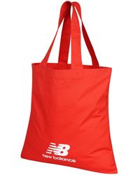 New Balance Nb Pool Tote - Red