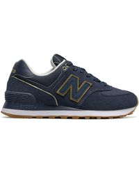 New Balance New Balance 574 Wabi Sabi Shoes - Blue