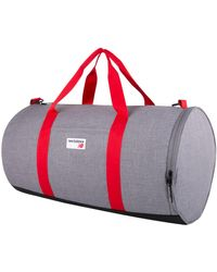 New Balance LSA Barrel Duffel - Rouge