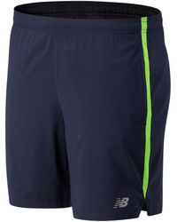 New Balance Accelerate 7 In Short - Green