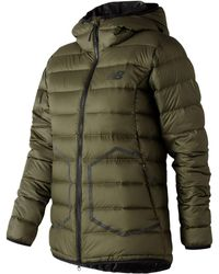 New Balance - 247 Luxe Down Jacket - Lyst