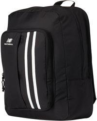New Balance Unisex Lsa Everyday Backpack - Black