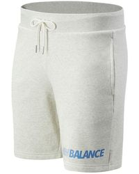 New Balance Herren Essentials Speed Short - Mehrfarbig