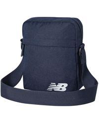 New Balance Nb Mini Shoulder Bag - Blue