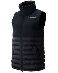 New Balance Sport Style Synth Vest - Black