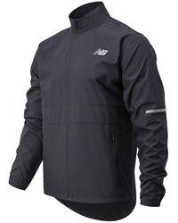 New Balance Men's Accelerate Jacket - Black