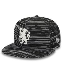 newera Chelsea Fc Engineered 9fifty Cap - Black