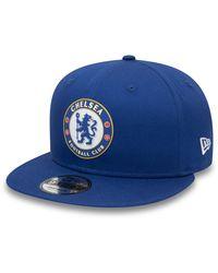 newera Chelsea Fc 9fifty Cap - Blue