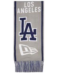 KTZ La Dodgers Scarf - Grey