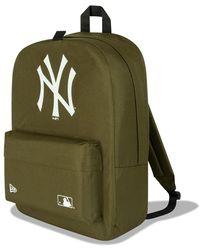 New Era New York Yankees Stadium Rucksack - Green
