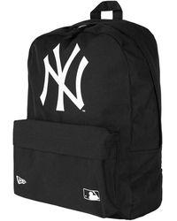 KTZ New York Yankees Stadium Backpack - Black