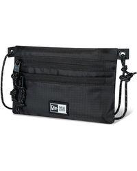 New Era New Era Sacoche Mini Side Bag - Black