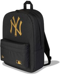 New Era New York Yankees Stadium Rucksack - Black