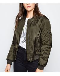 bed8aa796a4e adidas Tango Paul Pogba Satin Bomber Jacket in Brown - Lyst