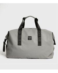 Jack & Jones Grey Duffle Bag