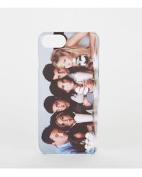 New Look Black Milkshake Photo Friends Case For Iphone 6/6s/7/8 - Multicolour